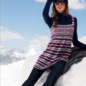Victoria's Secret Moda sweater jumper dress s